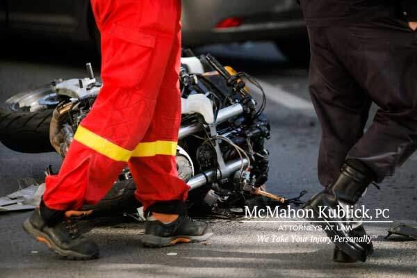 motorcycle crash victim personal injury lawyer syracuse ny