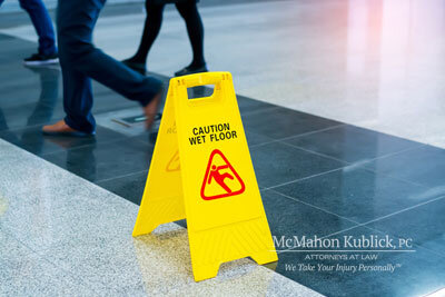 slip fall premises liability accident attorney syracuse ny